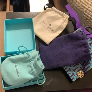 Handbags - Boxes and jewelry bags